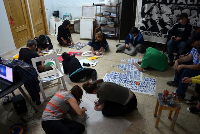 Taller Arte y Activismo con Noaz y DosJotas-017