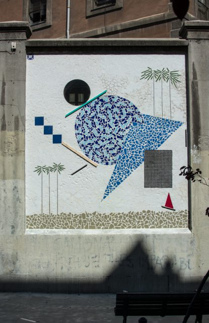 Antonyo Marest - MurosTabacalera by Guillermo de la Madrid - Madrid Street Art Project final