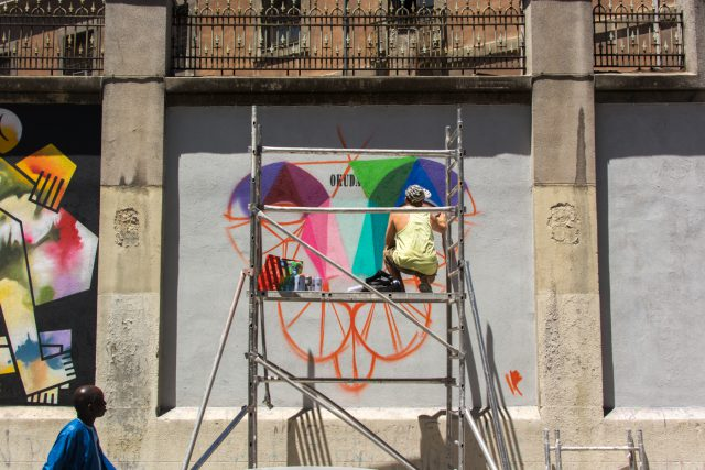 Okuda - MurosTabacalera by Guillermo de la Madrid - Madrid Street Art Project -13 20-06-2016 14-30-13